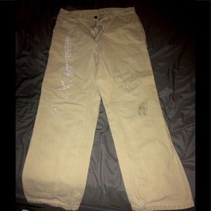 Vintage Carhartt Dungaree Fit Carpenter Pants